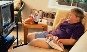 Obezita je výkladní skříní rodiny 2