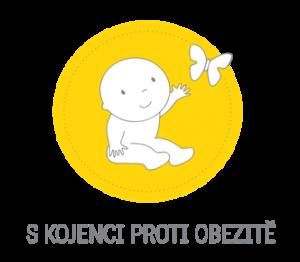 logo S kojenci proti obezitě