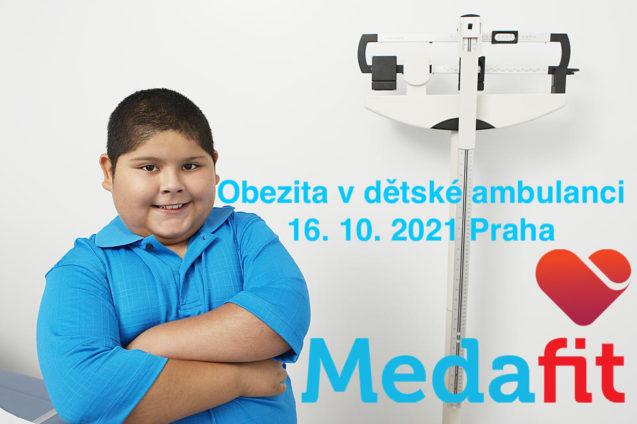 Obezita v ambulanci PLDD, 16. 10. 2021 Praha